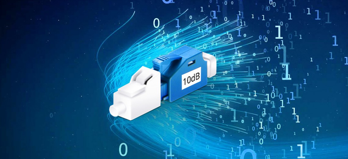 تضعیف کننده فیبر نوری - Fiber Optic Attenuator