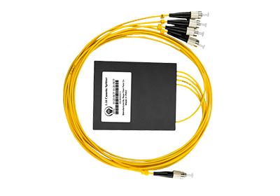 اسپلیتر فیبر نوری کاستی 1:4/FC/UPC