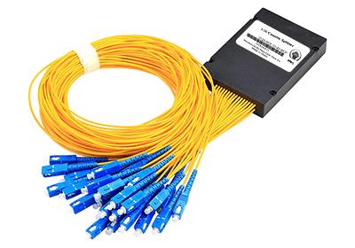 اسپلیتر فیبر نوری کاستی 2:32/SC/UPC