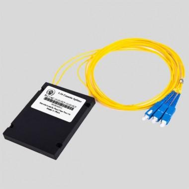 اسپلیتر فیبر نوری کاستی 1:2/SC/UPC