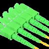 اسپلیتر فیبر نوری کاستی 1:4/SC/APC