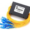 Fiber Optic 1:16/SC/UPC Splitter
