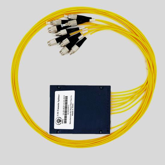 1:8/FC/UPC Optical Splitter