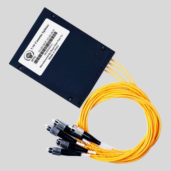 1:4/FC/UPC Optical Splitter