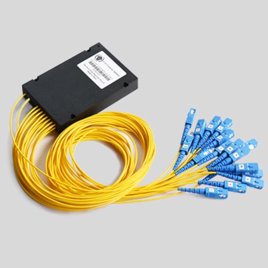 اسپلیتر فیبر نوری کاستی SC/UPC/2:16