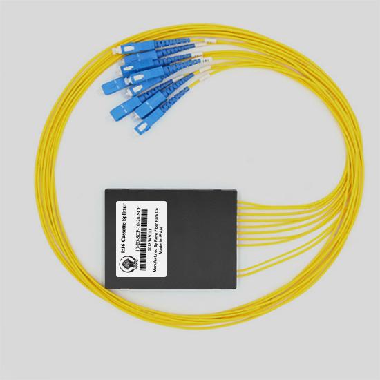 2:8/SC/UPC Optical Splitter